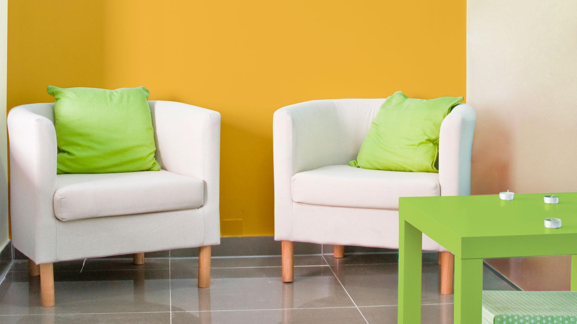 Gama de colores verdes para pintar paredes amazing te proponemos nuestra seleccin en verde - Gama de colores para pintar paredes ...