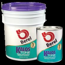 Pintura Base Agua Kalos Tone